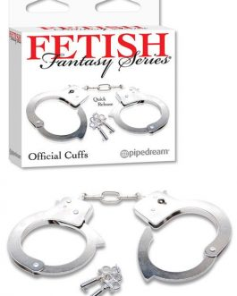 Pipedream Fetish Fantasy Official Handcuffs