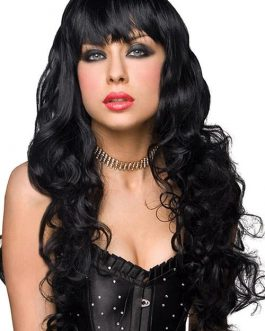 Pleasure Wigs Missy Quality Wig – Black